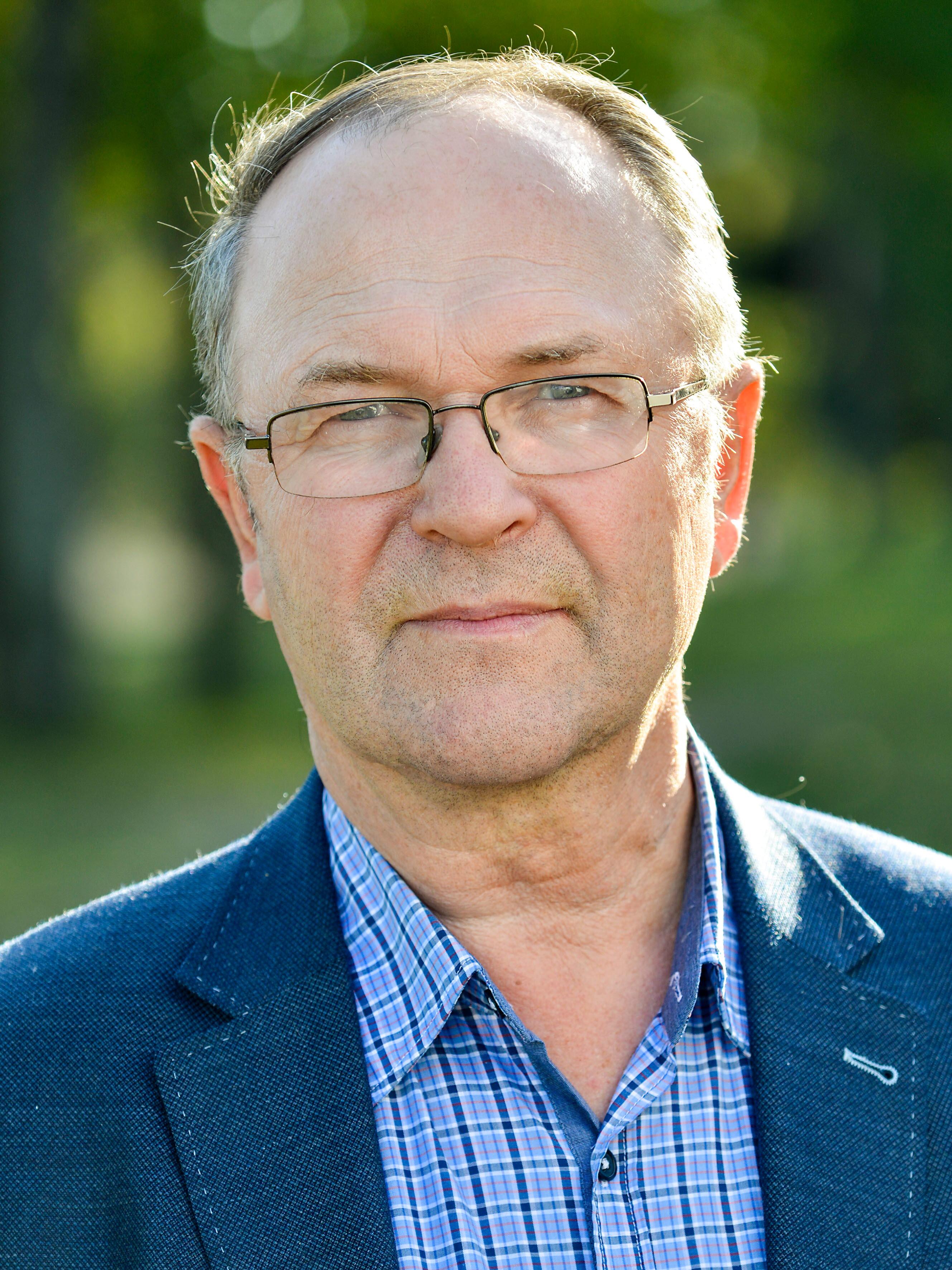 Arne Lindström, ordförande regionstyrelsen Västerbotten högupplöst