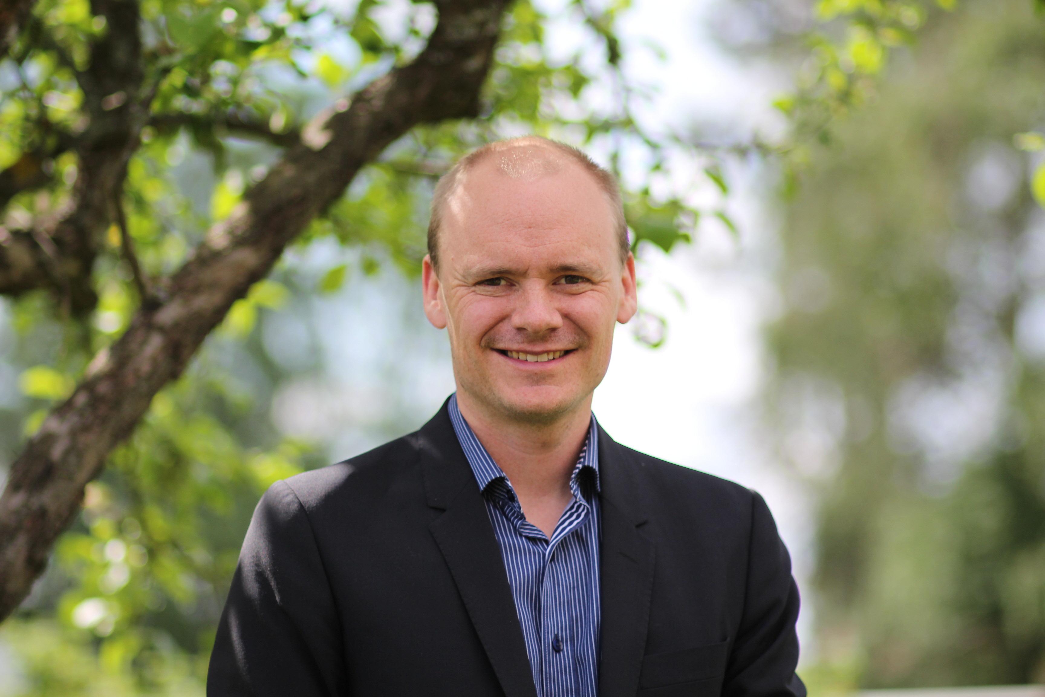 Martin Moraeus, ordförande LRF Dalarna
