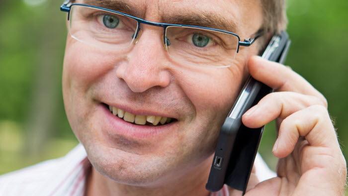 Per i telefonsamtal, Långerum, Öland. Fotograf: Ester Sorri.