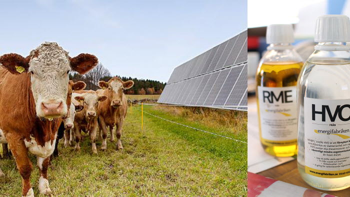 solceller och rme