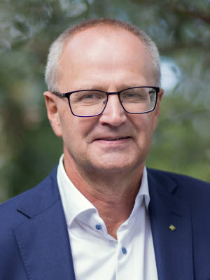 Palle Borgström, LRFs förbundsordförande