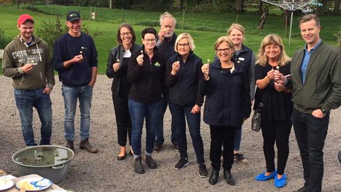 §Politikermöte Varbergs kommungrupp 2017