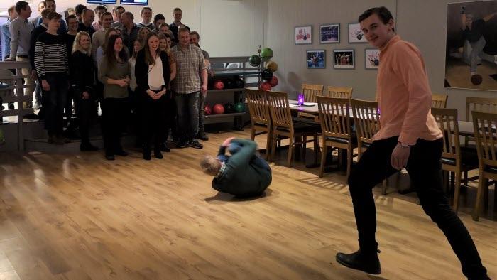 Ungdomen Uppsala län bowling