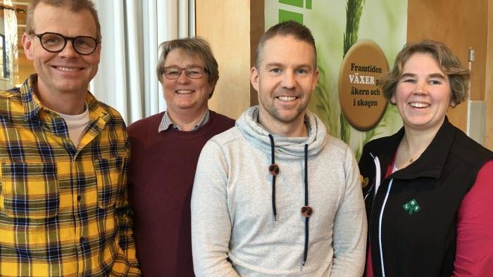 Deltagare på kommungruppsträff LRF Jönköping