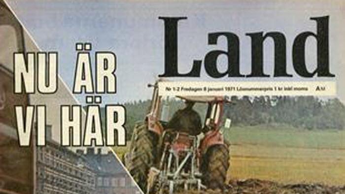 Land, LRFs historia