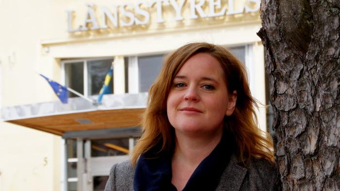 Erika Johansson länsstyrelsen