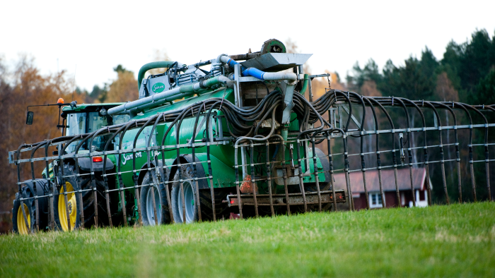 lantbrukare Roger Johansson Botans lantbruk Stumsnäs Dalarna