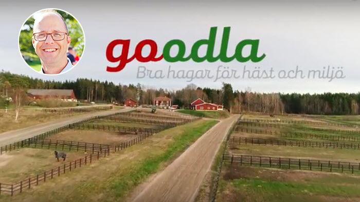 goodla, ett samarbete mellan LRF, SLU och Formas.