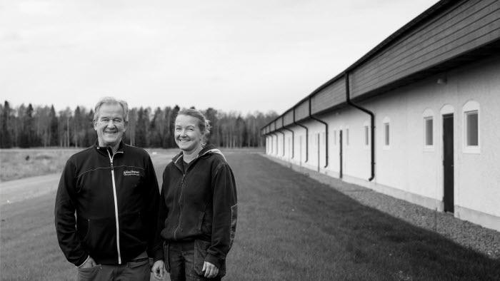 Alviksgården Micke och Anne Hugoson