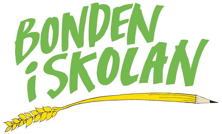 Bonden i skolan logo