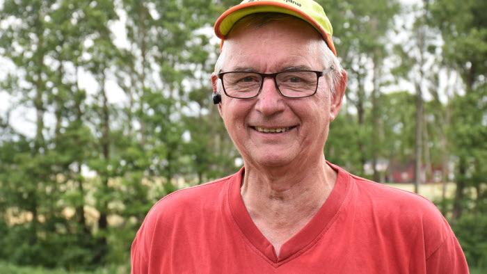 Folke Hantoft, Karup Laholm