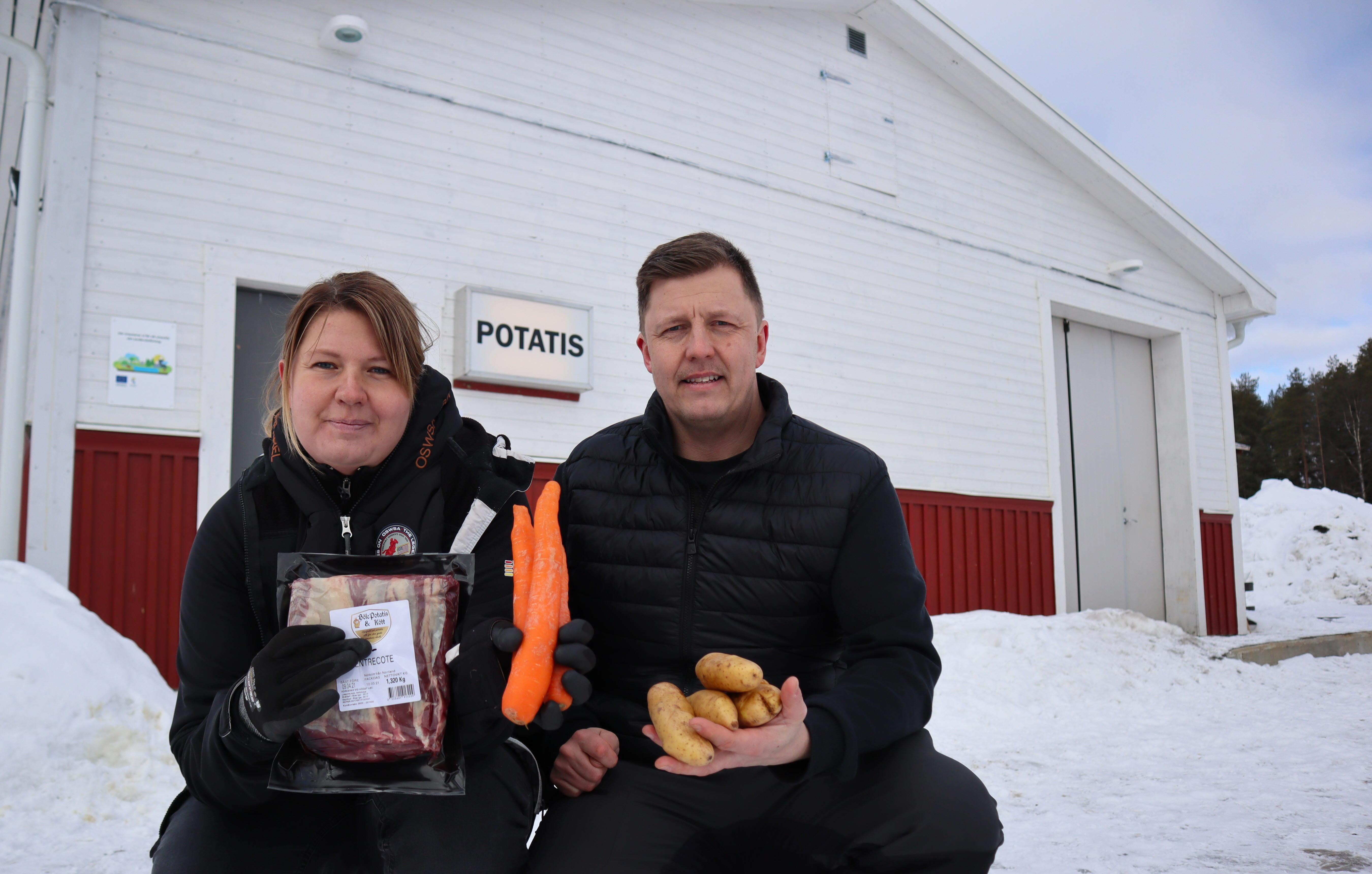 Böle Potatis & Kött Årets gröna företag