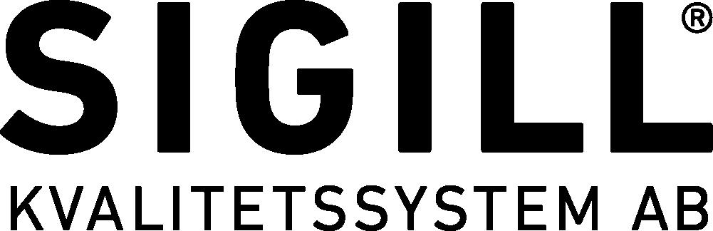Svenskt Sigill svart