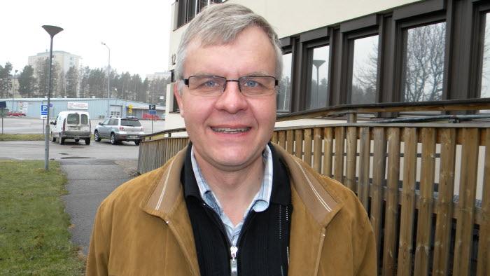 Håkan Johansson, regionchef LRF Dalarna-Gävleborg