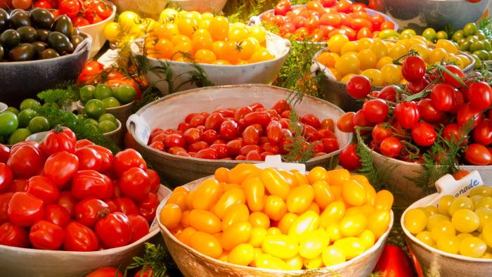 tomat, tomatpressträff, smörgåsbord