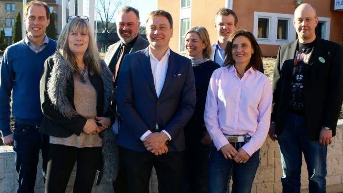 Värmlands styrelse 2017