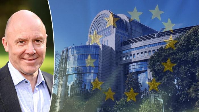 Sven Erik Hammar blir ansvarig för en ny skogssatsning i Bryssel
