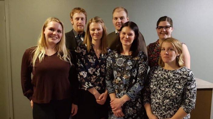 LRF Ungdomen Sjuhärad styrelse vald 2018