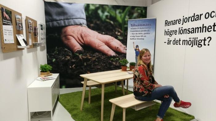 Josefin Fogelberg, Wargön Innovation