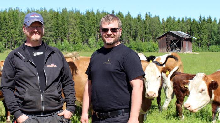Bröderna, Daniel och Andreas Modig