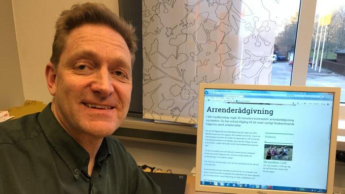 Jan Lagerroth, LRF Konsult