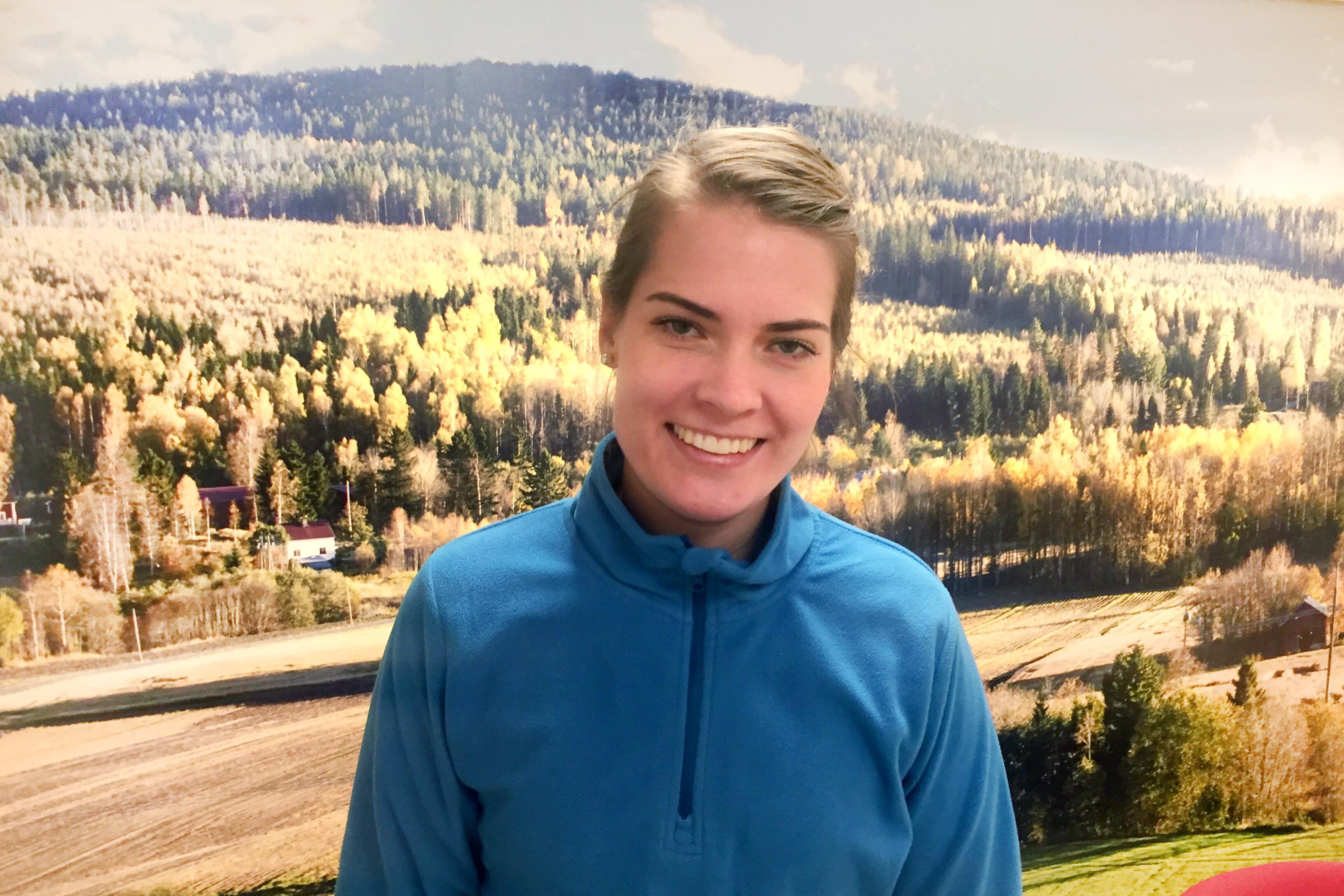 Anna Strömgren LRF Ungdomen Västernorrland