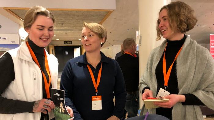 Växadagarna 2020 Annika Häggmark Linda Sundström