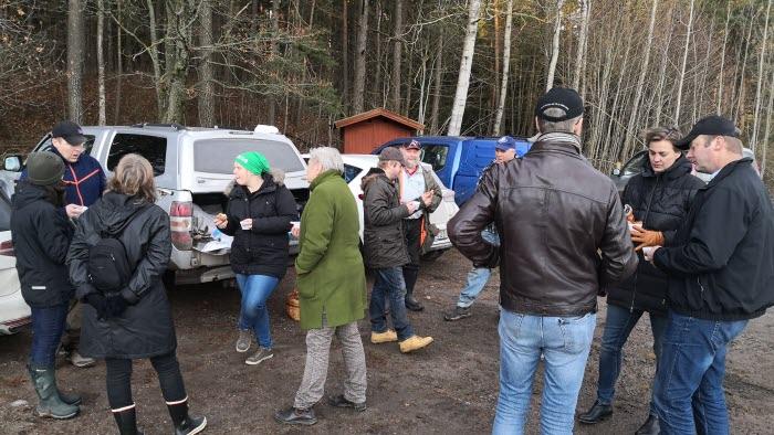 Politikerträff Askersunds kommungrupp - vecka 47