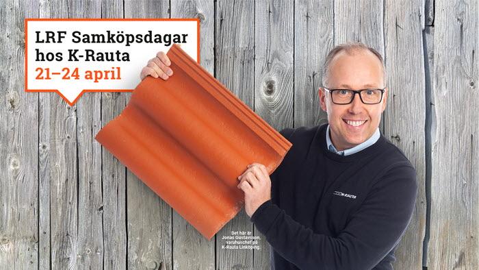K-Rauta Jonas Samkopsdagar