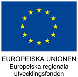 Logotype Europeiska regionala utvecklingsfonden