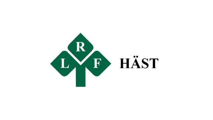LRF Häst logotyp luftig