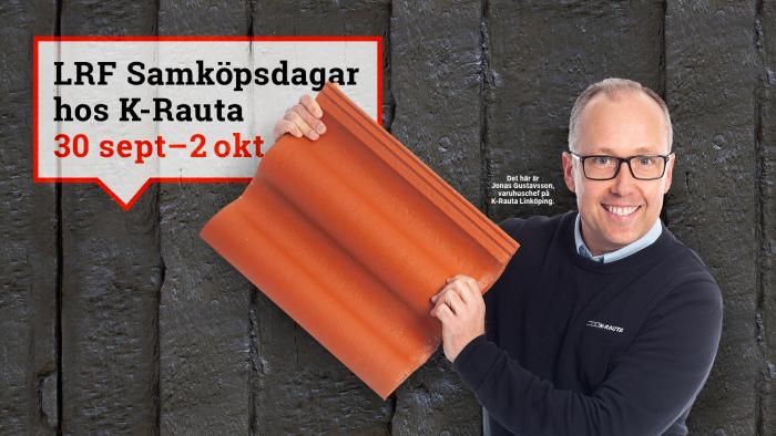 K-Rauta Jonas Samkopsdagar ht