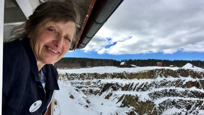 Anita Boman Daniels, ordförande LRF Dalarna