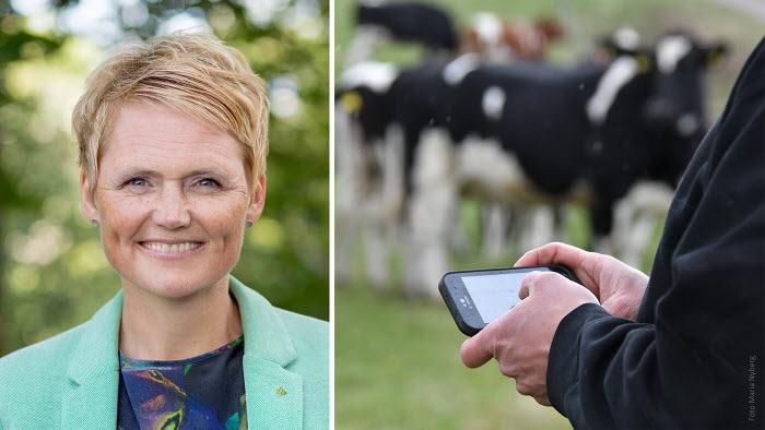 En gemensam digital plattform ska öka innovationskraften och lönsamheten inom svenskt lantbruk