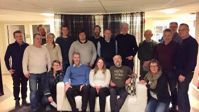 Deltagare kväll om motionskskrivande Värmland