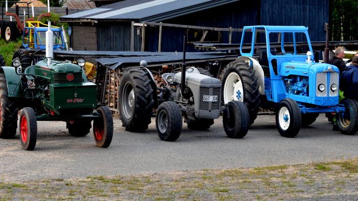 veterantraktorer