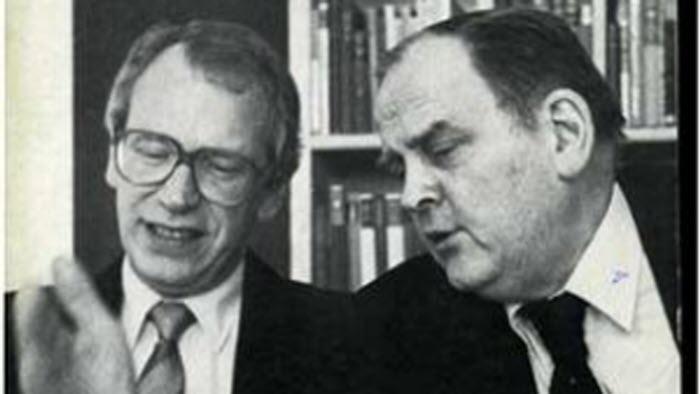 Omslag till Årskrönikan 1982