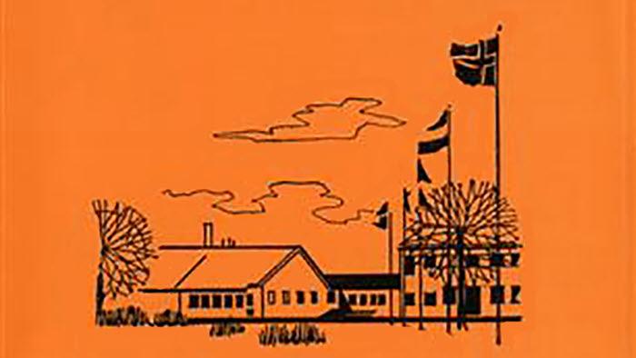Reklambroschyr för Sånga-Säby kursgård förstorad