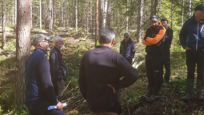 Möte Arvika kommun ang vattenskyddsområde Racken