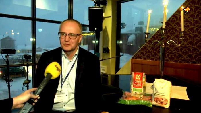 palle borgström om livsmedelsförsörjning under folk och försvar 2018