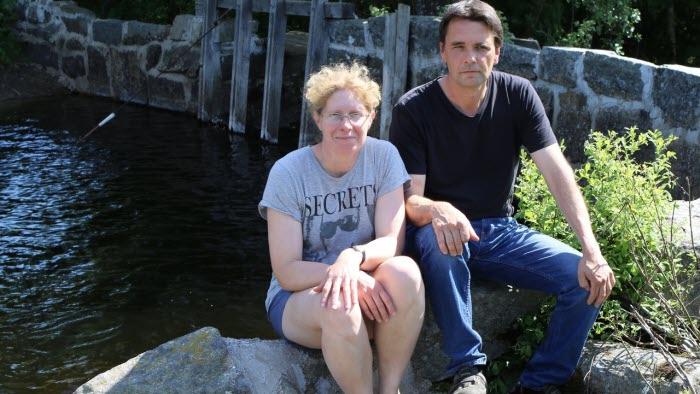 Joakim och Ulrika Pettersson i Spekeröd