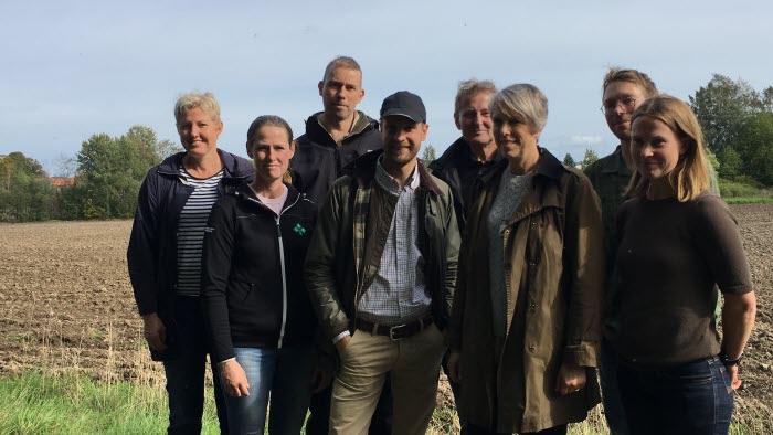 Lansering av jordbruksmarkens framtid