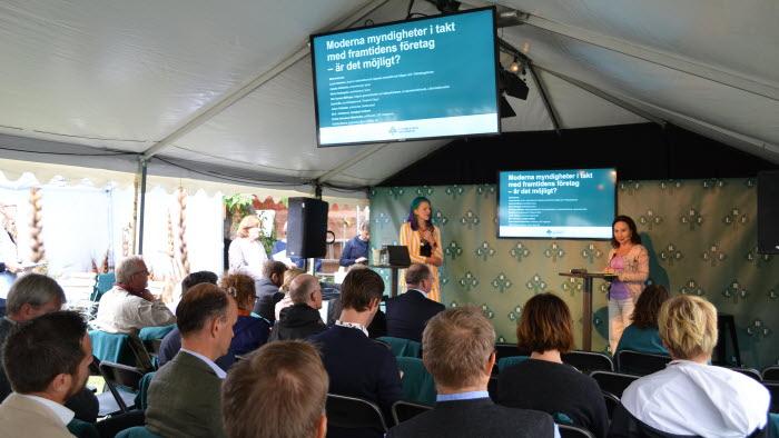 Seminarium God myndighetsutövning, Almedalen 2019