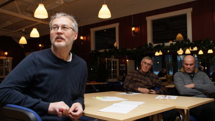 Medlemsmöte Sikeå, Västerbotten om djuromsorg och miljö