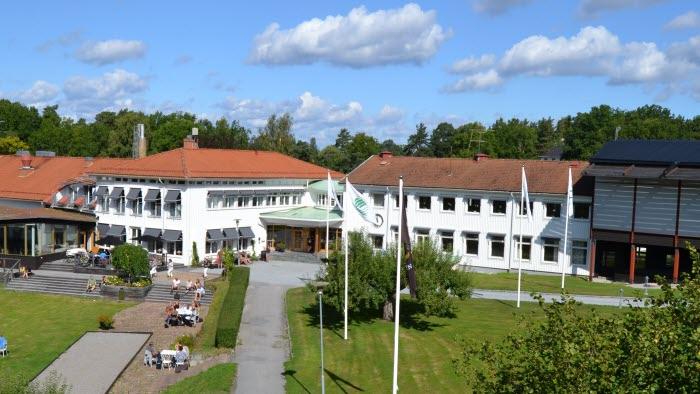 Huvudbyggnaden Sånga-Säby