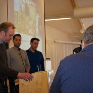 Ungdomsstipendium delas ut på regionstämma i Västerbotten 2017