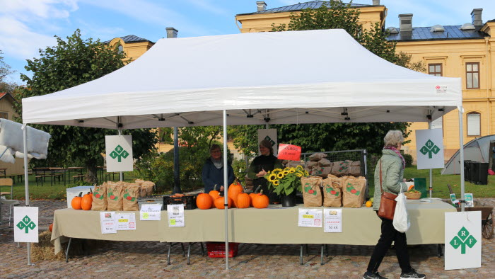 Bondens Marknad, Karlsborg 2021