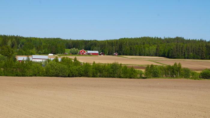jordbrukslandskap i Skellefteå, Västerbotten