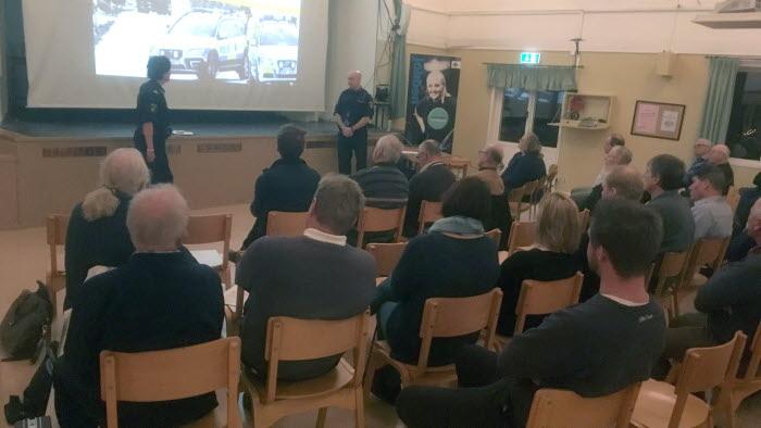 Brott- och samverkanskväll, Flens kommungrupp och lokalavdelning, 4 dec 2018