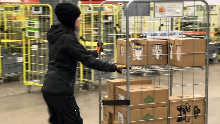 Borås Stads Distributionscentral Sara